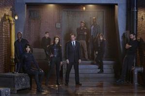 Agents of SHIELD Season 2 Promo