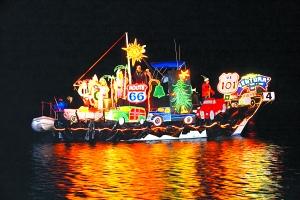 Marina Boat Parade