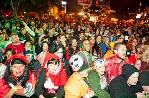Let the Halloween FestivitiesBegin!