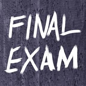 Dear Finals: AMessage
