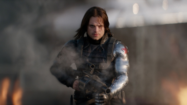 Captain America Civil War Bucky