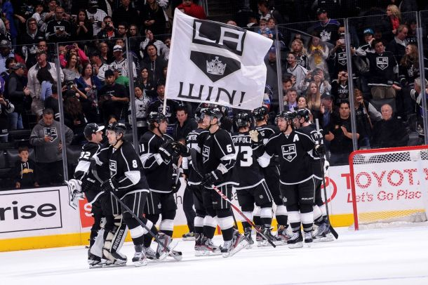 kings half season report