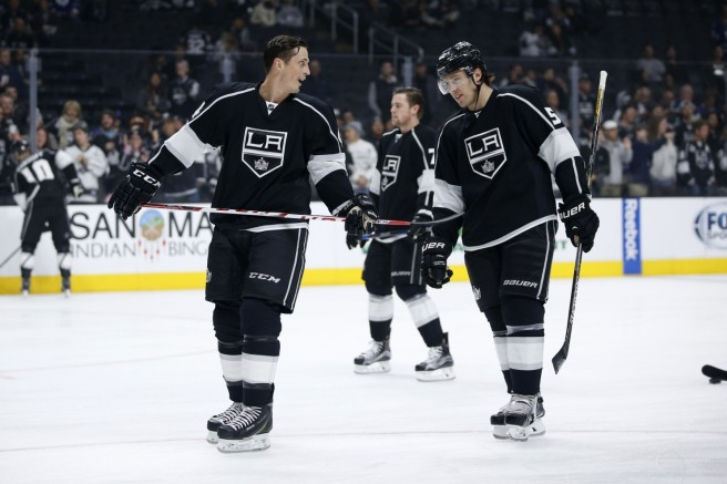 vincent lecavalier la kings