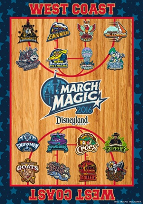Disney's March Madness