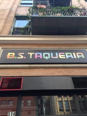 Discover LA: B.S.Taqueria