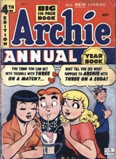 1950s Archie SODA